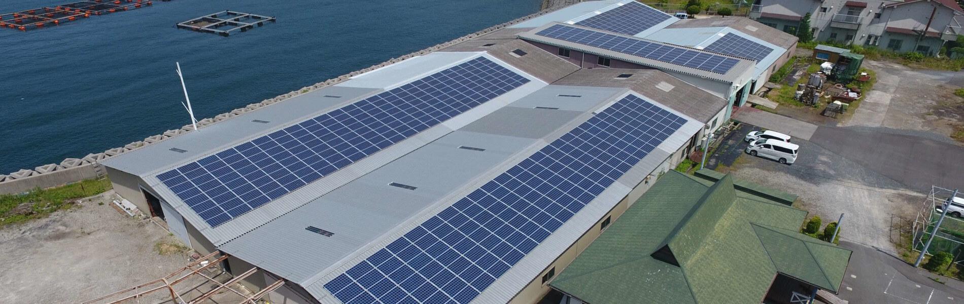 太陽光発電事
